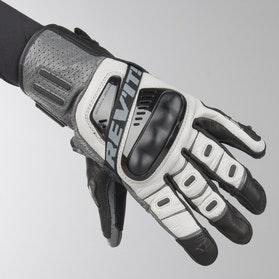 Rękawice Revit Cayenne Pro Srebrno-Czarne