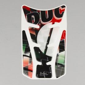 Naklejka na zbiornik Tankpad OneDesign Spirit Shape Limited Edition Ducati Italia