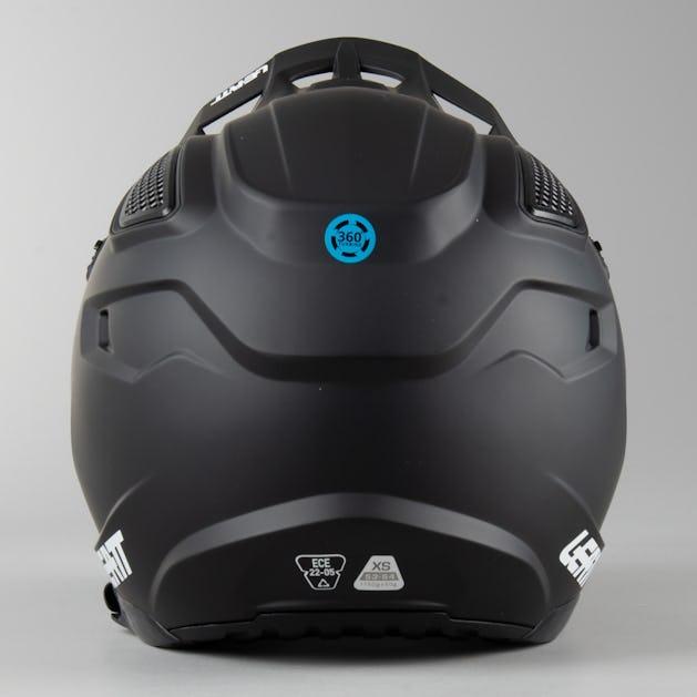 Leatt GPX 4.5  MX Helmet Satin-Black