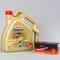 Olej Castrol Power1 syntetyczny 4L + 3pak filtrów oleju