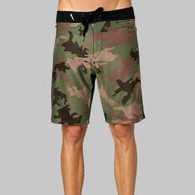 Fox Camino Camo Boards Shorts Green