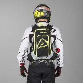 Acerbis X-Storm Backpack Black-Yellow