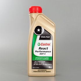 Castrol React Response Brake Fluid DOT 4
