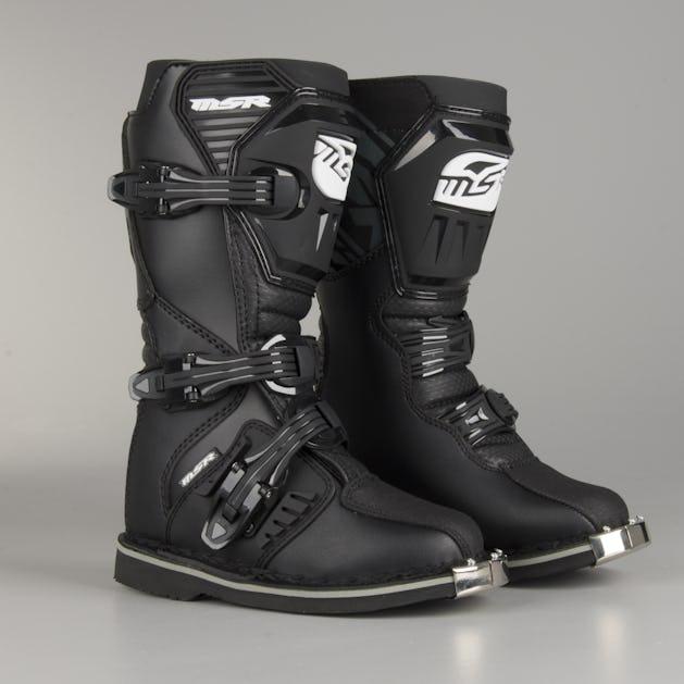 c07a1a24 Cross støvler Barn MSR VXIIR Sort - Nu 38% Rabat - 24mx.dk