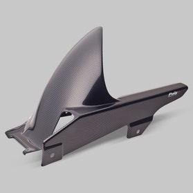 Bagskærm m. Kædeskærm Puig Bandit 1250/1250S 07-13/GSX1250F 10-17, Carbon