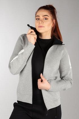 Hættetrøje Dainese Full-Zip Dame, Grå