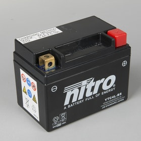 AGM Gel Nitro Motorcycle Battery ( Search by battery Model)