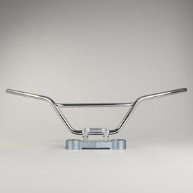 Kierownica Fehling CL H Chromowana 22mm