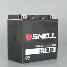 Snell Super Gel MC Battery