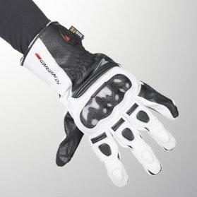 Rękawice Garibaldi Scream Biało-Czarne