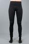 Spodnie termoaktywne Trinity czarne damskie