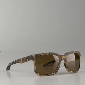 PEAKPOLAR Centric Soft Tact Sunglasses Havana-Bronze