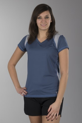 Klim Advantage Tech Women's Base Layer Top Blue