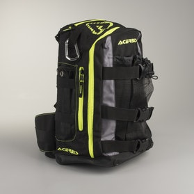 Acerbis Shadow Backpack Black & Yellow