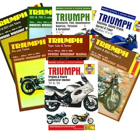 Haynes Triumph Repair Manual