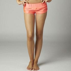 Fox Chroma Shorts Orange Womens