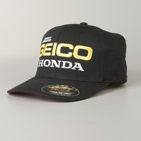 100% Geico Honda East Flexfit Cap