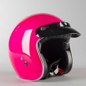 RXA Rivoli Open Helmet Pink