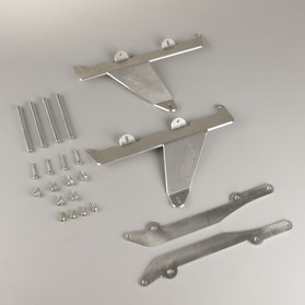 Meca Racing Radiator braces