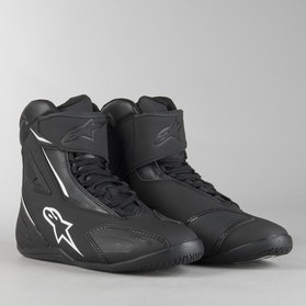 Alpinestars Fastback-2 MC Shoes Black
