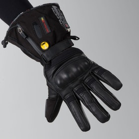 IXS X-7 Heated Gloves - Black