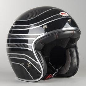 Hjelm Bell Custom 500 Carbon RSD