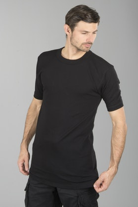 T-Shirt Brandit BW Baselayer Czarny