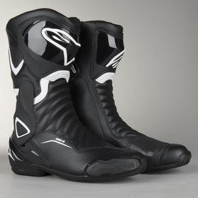 Alpinestars SMX-6 V2 Boots Light Grey