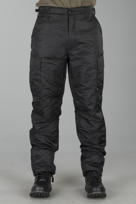 Brandit Thermohose Trousers - Black