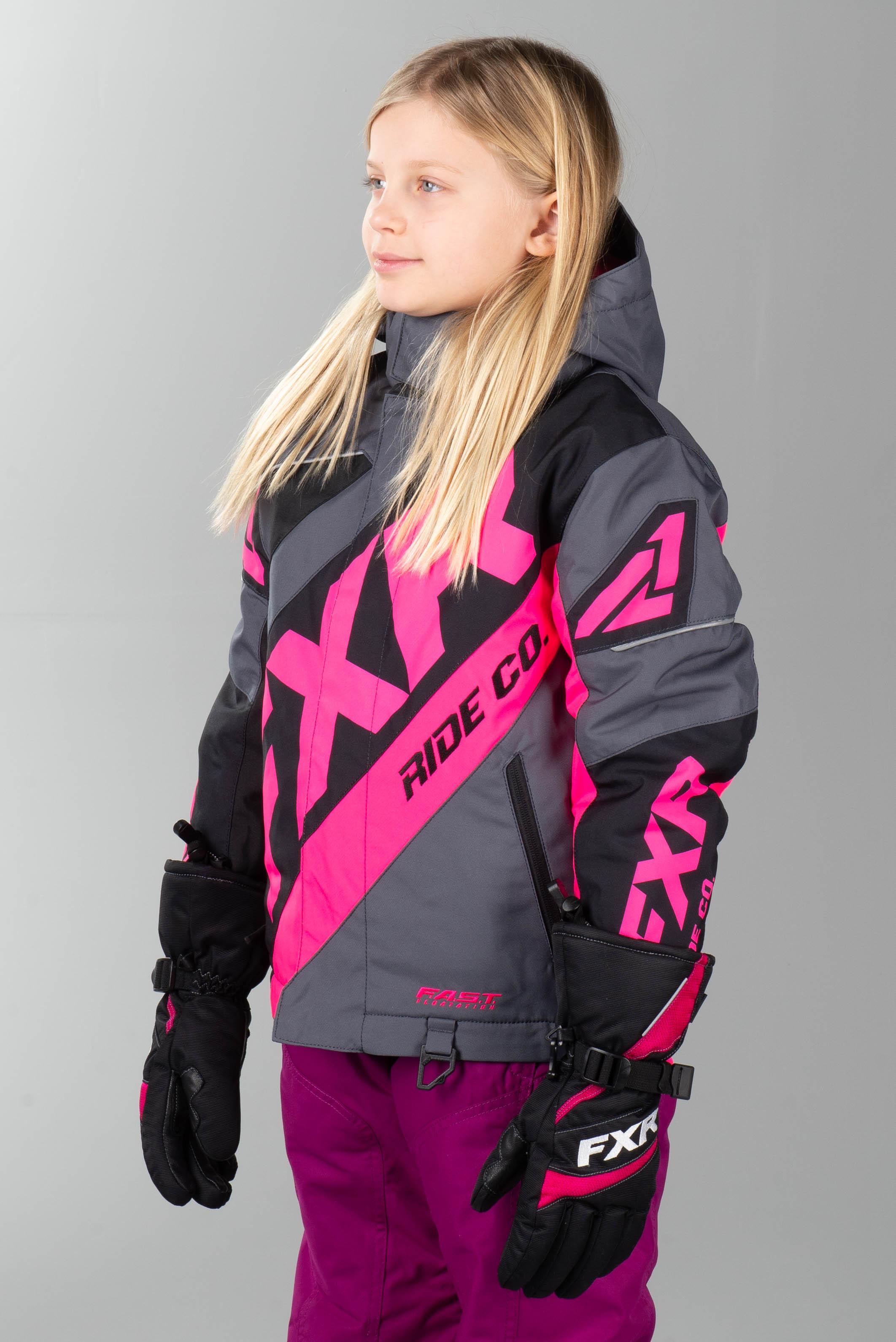 Jakke FXR CX Junior Black Ops
