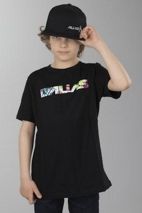 Koszulka Alias Poppy Block Czarny Dziecko