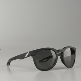 PEAKPOLAR Campo Soft Tact Glasses Black-Grey