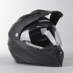 Course Adventurer Adventure Helmet Matte Black