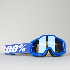 Cross Briller 100 % Accuri Reflex, Blå