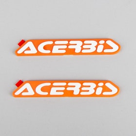 Acerbis Decal Orange-White
