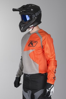 Klim Mojave Enduro Jersey Orange