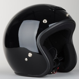IXS HX 104 Helmet Black