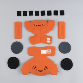 POD K1 MX Kids Knee Protection Spare Parts Right Orange