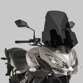 Owiewka Puig Touring Kawasaki Ciemna Przydymiona