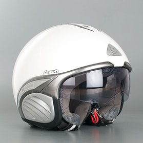Kask Airoh Troy Color White Gloss
