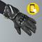 Course Alpha Sport SmartTouch Gloves - Black