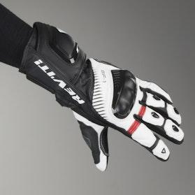 Rękawice Revit Spitfire Biało-Czarne