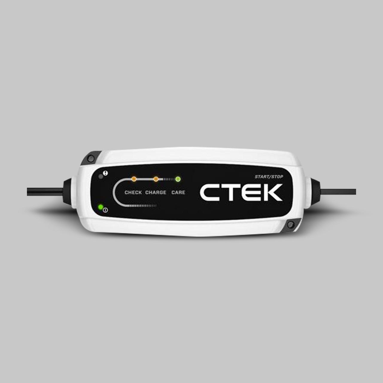 CTEK CT5 Start Stopp EU 12V 4A Batterieladegerät 0