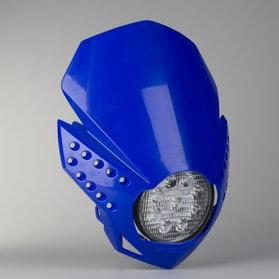 Lampa Przednia Acerbis LED Fulmine Niebieska