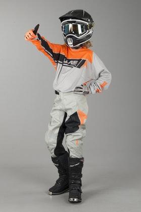 Alias Youth A2 Sidestacked Kit Grey-Orange