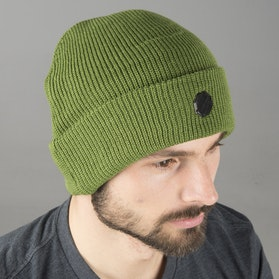 UFC Icon Waffle Beanie Green