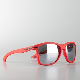 Fox The Double Deuce Sunglasses Matte Red
