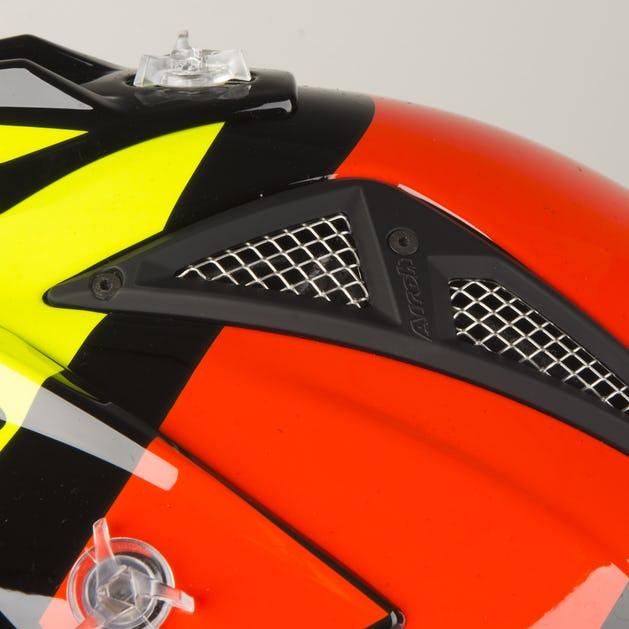Airoh Aviator 2.2 Revolve Orange Gloss