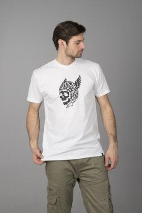 T-Shirt Alpinestars Demon Tee Biały