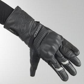 Rękawice Alpinestars Patron Gore-Tex® Gore Grip Technology Czarne